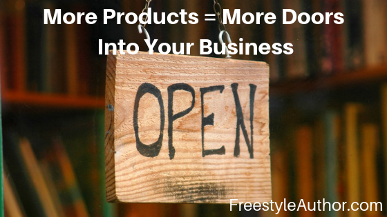 Turn Your Content Into Products – And Doors to Your Business