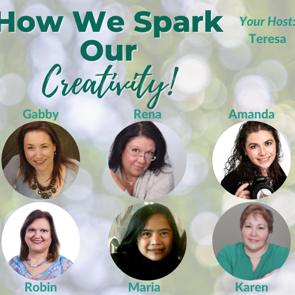 How We Spark Our Creativity!